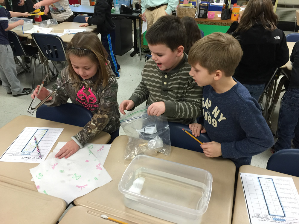 STEM Fridays at Midway Elementary